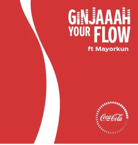 Coca-Cola - Ginjaaah Your Flow (feat.  Mayorkun)