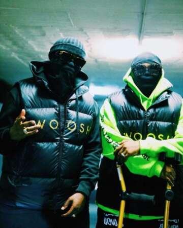 DBN Gogo & Major League - Roboto (feat.  Reece Madlisa, Zuma & Luu)
