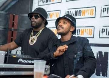 Kabza De Small & DJ Maphorisa - Mali (feat.  Sir Trill, Daliwonga & Mas Musiq)