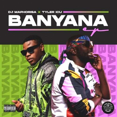 DJ Maphorisa & Tyler ICU - Izolo (feat.  Mpura, Daliwonga & Visca)