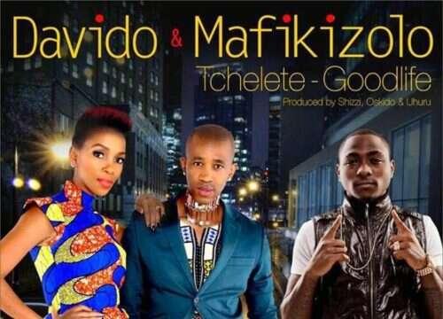 Davido - Tchelete (Goodlife) (feat.  Mafikizolo)