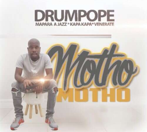 Drum Pope - Motho (feat.  Mapara A Jazz, Kapa Kapa & Venerate)