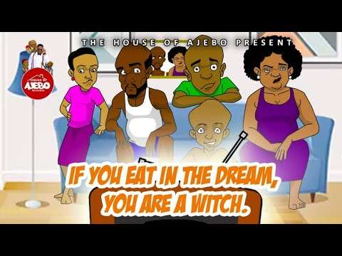 House Of Ajebo & Tegwolo - Eating in the dream