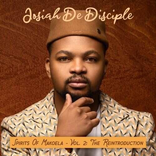 Josiah De Disciple & Kabza De Small - Sponono (feat.  Ofentse)