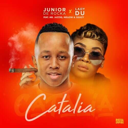 Junior De Rocka & Lady Du - Catalia (feat.  Mr JazziQ, Mellow & Sleazy)