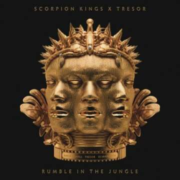 Album: Kabza De Small, DJ Maphorisa & Tresor - Rumble In The Jungle