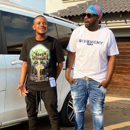 Kabza De Small & DJ Maphorisa - i'circle (feat.  Young Stunna)