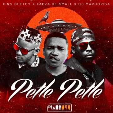 King Deetoy, Kabza De Small & DJ Maphorisa - Maruru (feat.  Mhaw Keys)
