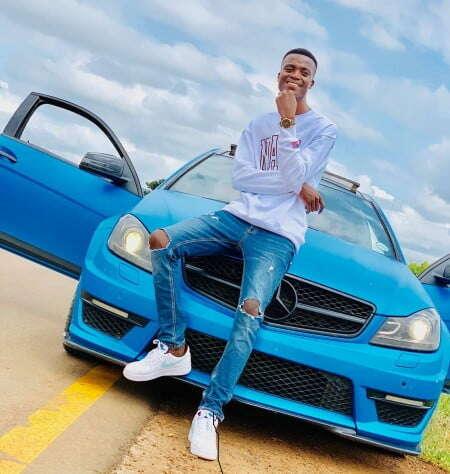 King Monada - Odho Ngopola (feat.  Janisto)