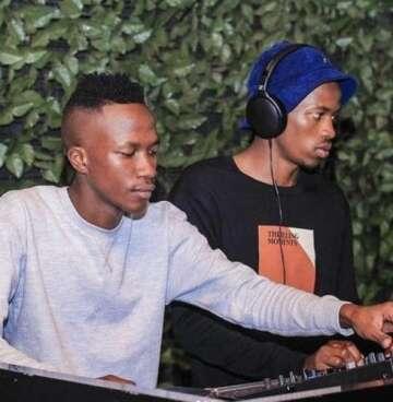 MDU aka TRP & Bongza - Ghost (feat.  Mpura, Jobe London & Killer Kau)