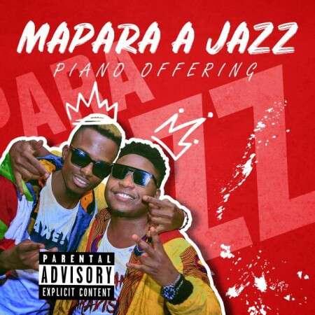 Mapara A Jazz - Piano Offering