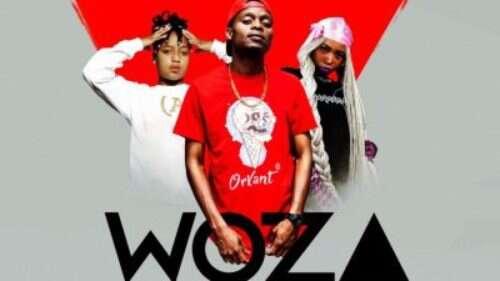 Mbzet - Woza (feat.  Gigi Lamayne & Kronic Angel)