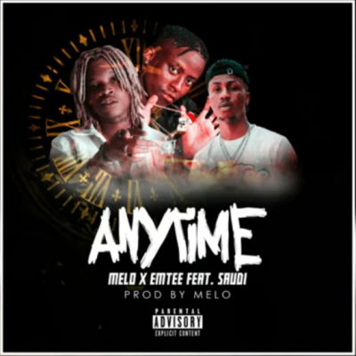 Melo - Anytime (feat.  Emtee & Saudi)