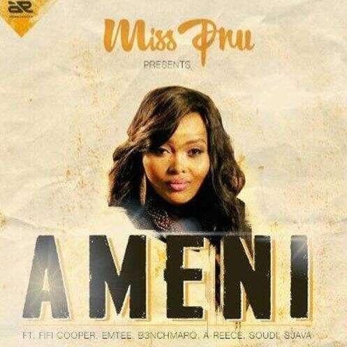 Miss Pru Dj - Ameni (feat.  Emtee, Saudi, Sjava, Fifi Cooper, A-Reece & B3nchMarQ)