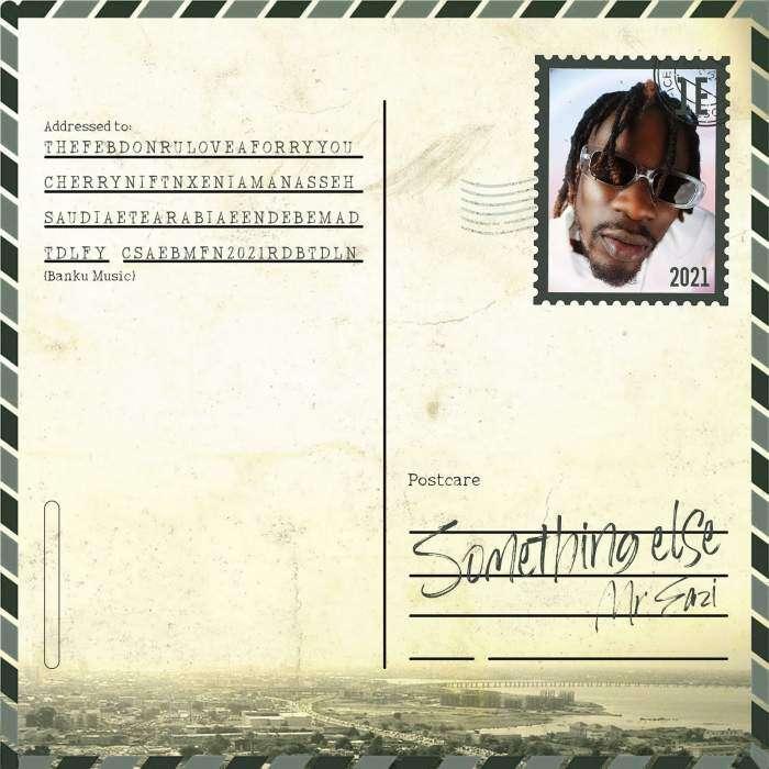 Download EP: Mr Eazi - Something Else