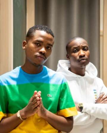 Reece Madlisa & Zuma - Nketse Roboto