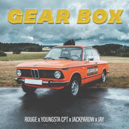 Rouge - Gear Box (feat.  YoungstaCPT, Jackparow & Jay)