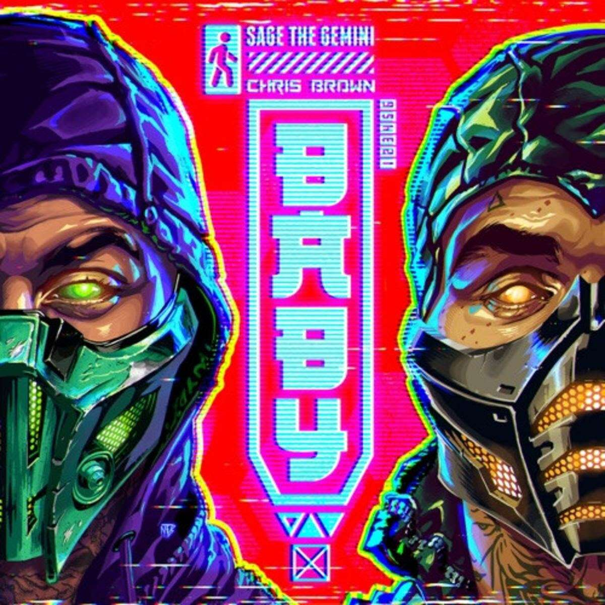 Sage The Gemini & Chris Brown - Baby