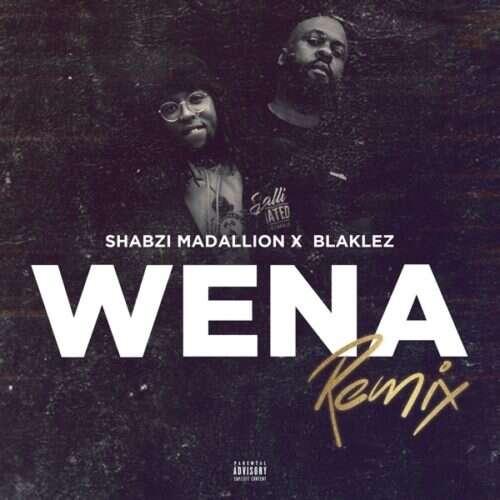Shabzi Madallion & Blaklez - Wena (Remix)