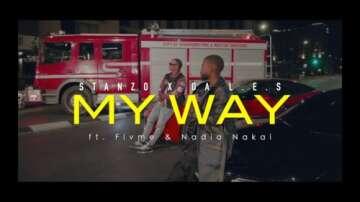 Music: Stanzo & Da L.E.S - My Way (feat.  Flvme & Nadia Nakai)