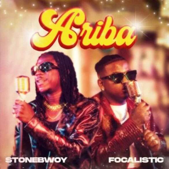Stonebwoy & Focalistic - Ariba