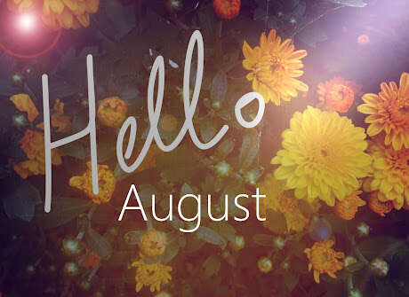 Happy new month of August, guys ☺️