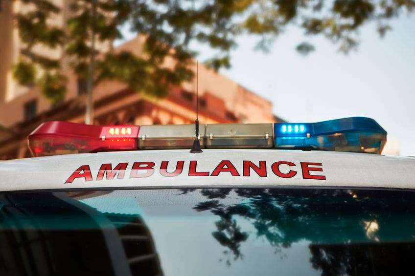 Man critically injured after falling onto fence spike in Cape Town