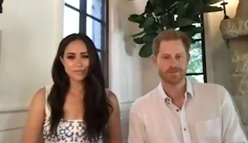 Harry and Meghan send Christmas wishes from California