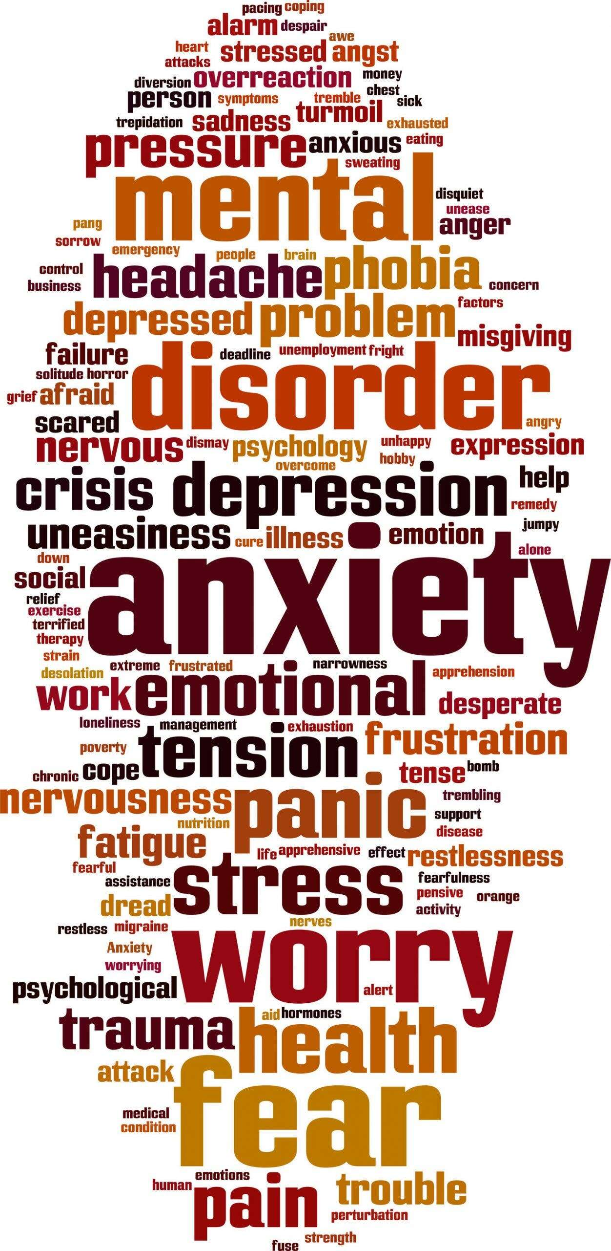 Why is my child stressed? How to identify anxiety build resilience in your kids
