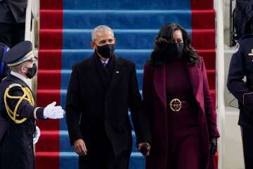 6 times Michelle Obama has given us major fashion goals + Stunning outfits to the Presidential inauguration