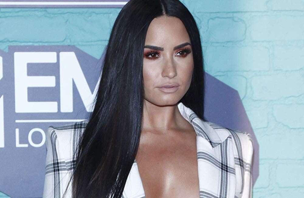 Drug overdose leaves Demi Lovato's brain damaged