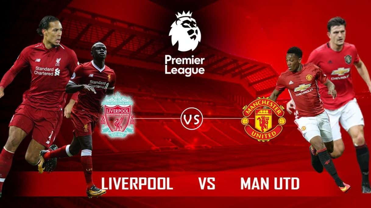 Liverpool welcome Manchester United at the Anfield in Premier League Matchday 19