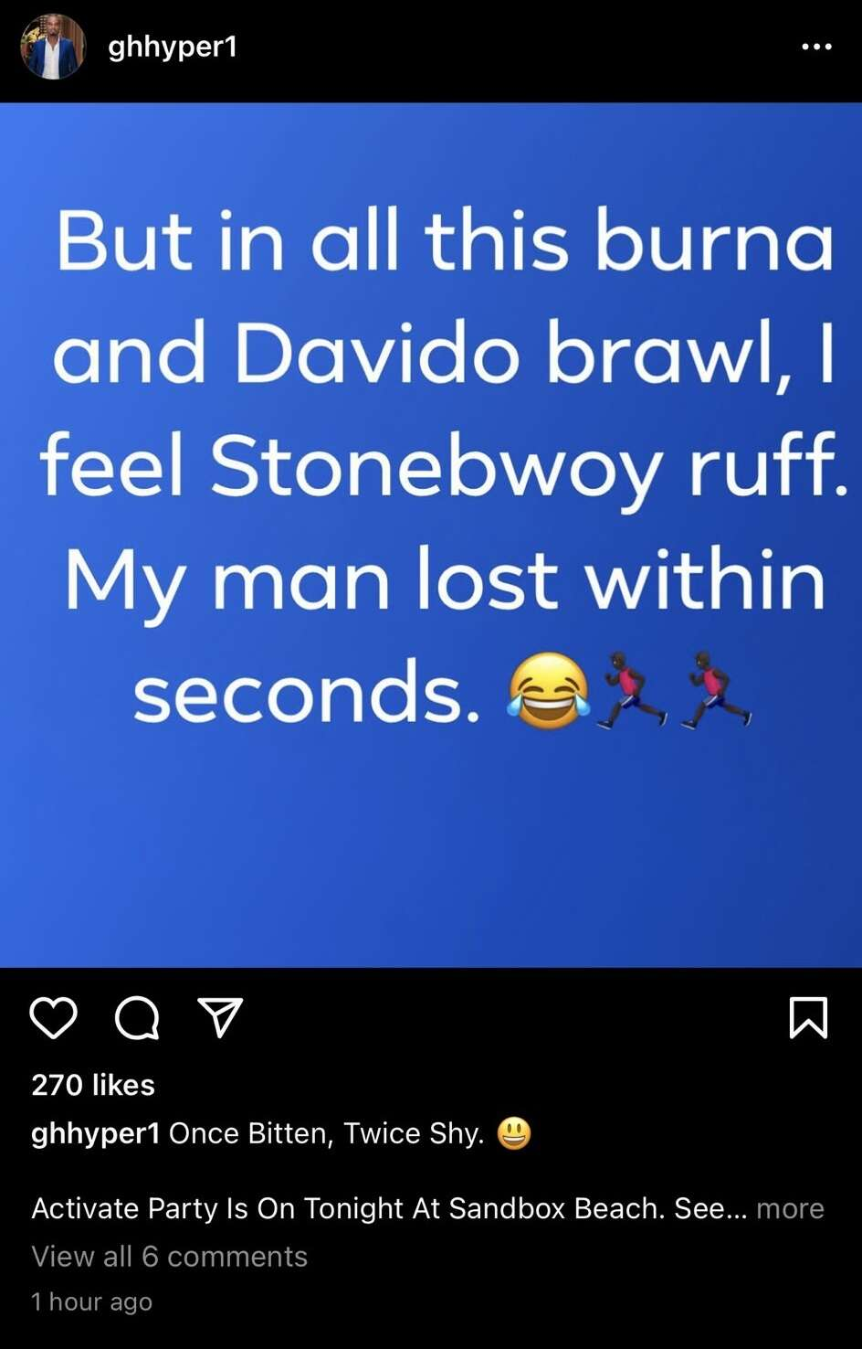Burna Boy and Davido reportedly exchange blows during hot fight in Ghana (Photos & Video)