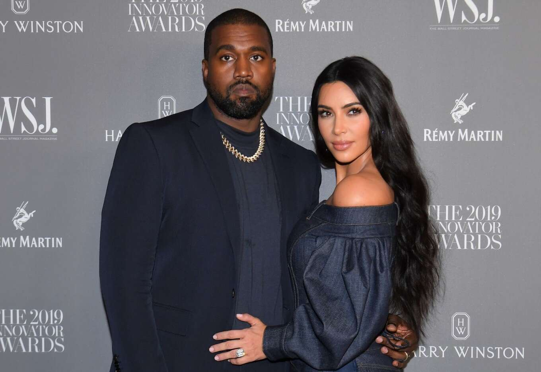 Kim Kardashian reportedly planning Valentine's day celebration without Kanye West amidst divorce rumors