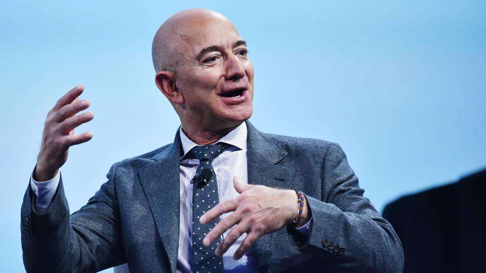 Jeff Bezos overtakes Elon Musk again to become world's richest person