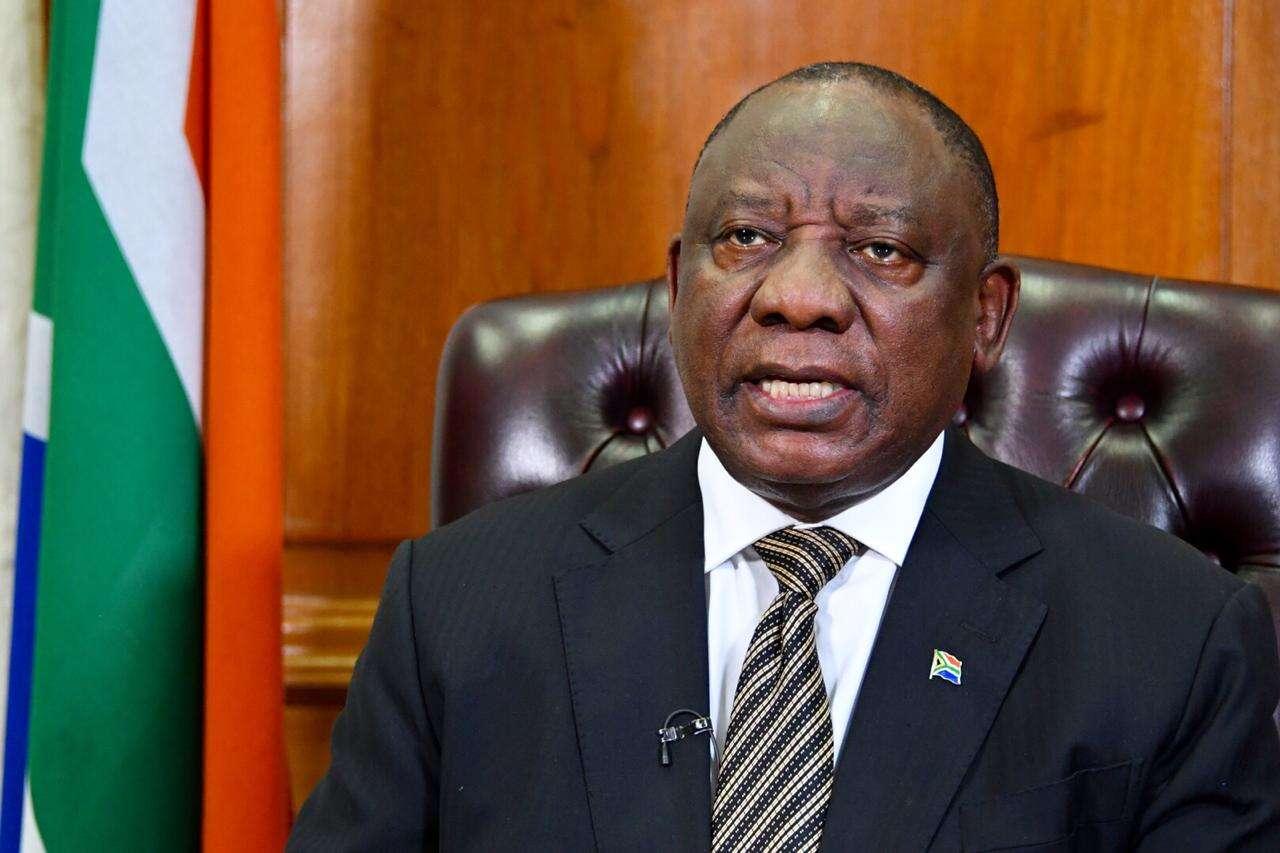 Ramaphosa to address the nation next week, Mthembu confirms
