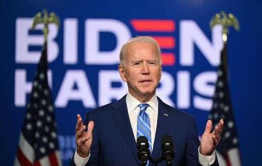 Biden takes big stride to winning presidency, Trump claims fraud