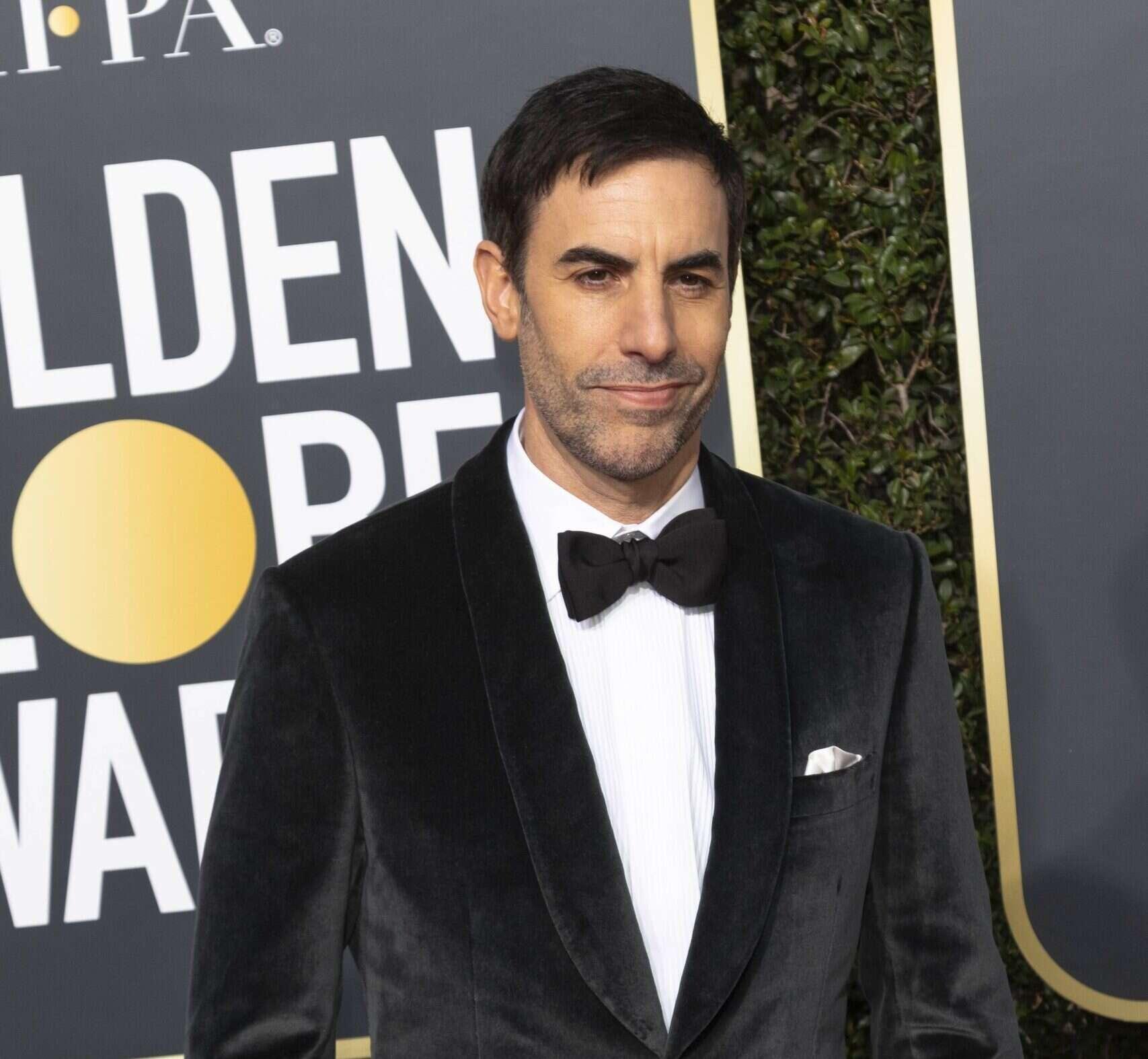 Sacha Baron Cohen has secretly filmed Borat sequel