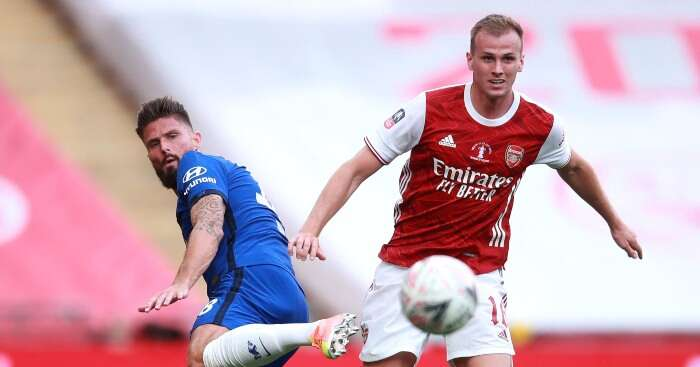 It's London Derby Day as Arsenal host Chelsea at the Emirates Stadium