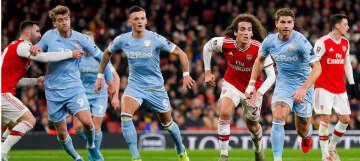 PREMIER LEAGUE MATCHDAY: Leeds United play Arsenal at Elland Road