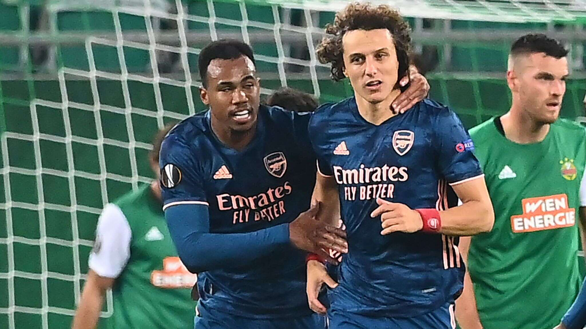 Europa League Group B: Arsenal take on Molde at the Emirates Stadium