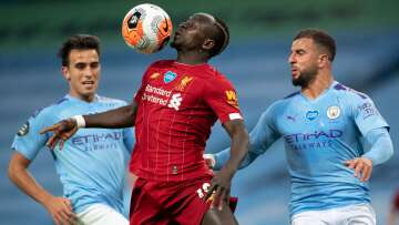 MATCHDAY: Manchester City take on Liverpool in a Premier League Derby at the Etihad Stadium