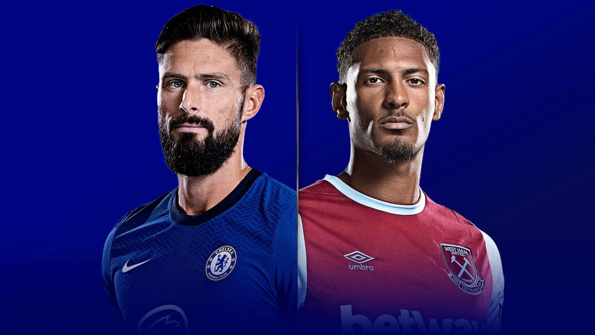 London Derby: Premier League Actions return tonight as Chelsea take on West Ham
