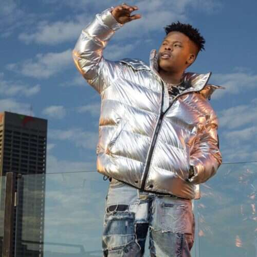 Nasty C hangs out with American rapper, Snoop Dogg