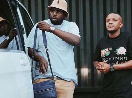 DJ Maphorisa talks about choosing Kabza De Small as music partner
