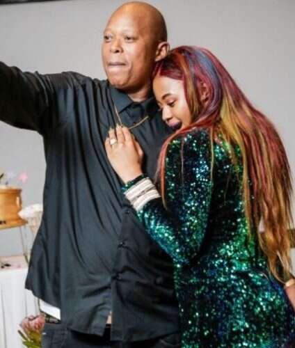 Babes Wodumo gets called out by mother-in-law