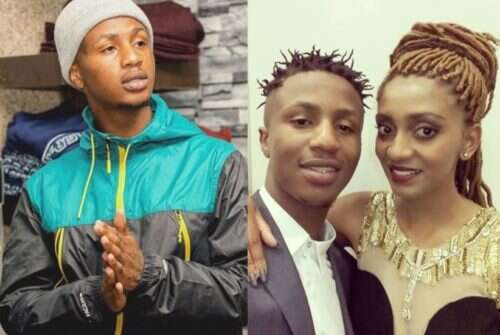 Emtee tenders public apology to wife