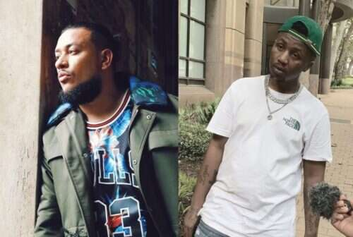 AKA reveals why a collaboration with Emtee is not happening anytime soon