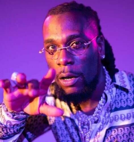 Burna Boy crowns winner for the Best Global Music Album category at the 63rd GRAMMYs