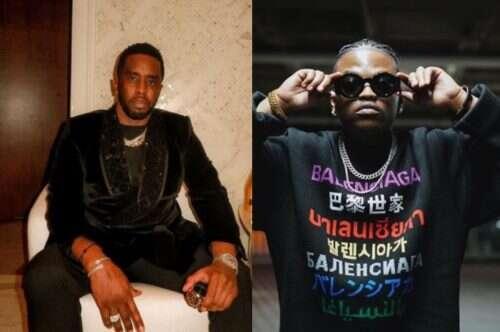 Watch American rapper Diddy vibing to Focalistic's hit track, Ke Star